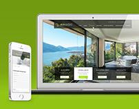EcoComfort - website