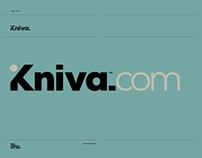 Kniva. Brand Identity