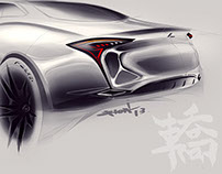 Luxgen Chiao Concept