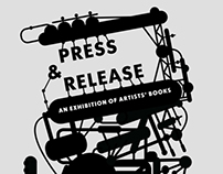 'Press & Release' Leaflet Design