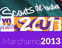 Marchamo 2013 | Scout of Honduras