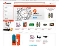GoMarket, Opencart Response Supermarket Theme
