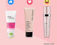 Diseñadora Gráfica y Community Manager - Mary Kay