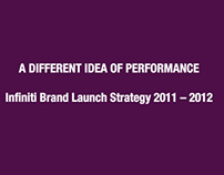 Infiniti Brand Launch
