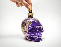 Doodled Skull