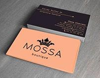 MOSSA boutique