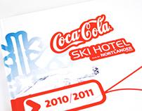 Coca-Cola Ski Hotel book