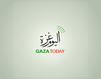 "GAZA TODAY ""logo"""