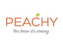 Peachy Branding & Box