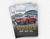 Editorial Design: AutOh! Magazine Issue 10