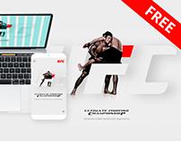 UFC concept site