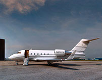 1993 CHALLENGER 601-3R Private Aircraft