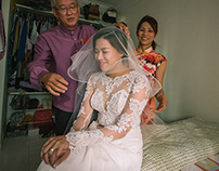 Ivan x Minli Wedding