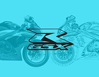 GSXR Vector Illustration