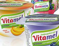 "Bifidoyogurt ""Vitamel"""