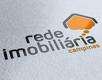 New logo Rede Imobiliária Campinas