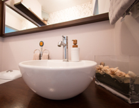 Apartment 3 - Guest Bathroom - Lima,Perú