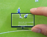 Discover all details with Grundig's Sport TV