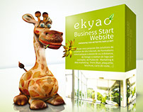 Ekyao Business START Entreprise & Bureau