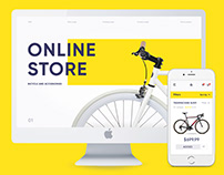 Online Bike Store