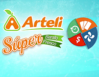 Arteli - Spots / Campañas de Promoción 2017