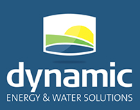 Dynamic Energy and Water Solutions Branding