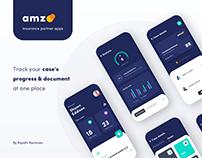 AMZ Insurance Partner Mobile Application