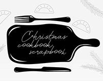 CHRISTMAS COOKBOOK SCRAPBOOK | 2018