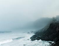 The Fog - Playa Olas Altas. Mazatlán Mexico.