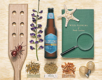 Natty Greene's Brewing Company | Branding and Packaging