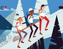 Seja Ponte - Expedições Inclusivas
