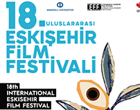 18.th International Eskişehir Film Festival Poster