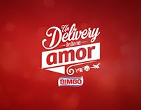 Un Delivery hecho con Amor - Bimbo