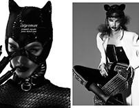 Schon Magazine Photoshoot- CATWOMAN