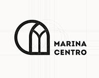 Marina Centro district logo