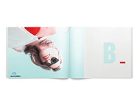 BondiBlu - Catalogue Design