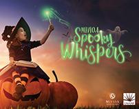 Spooky Whispers-Mivida
