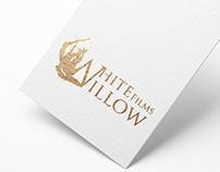 Logotype/ White Willow film making studio