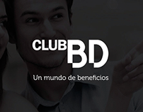 WEB APP CLUB BD COLOMBIA Project