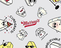 Murray's Cheesemojis