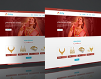 Jewelery Web Template