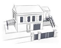 Sketchs - Architecture