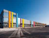 Logistics center