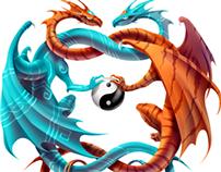 Dragons Ying Yang v2