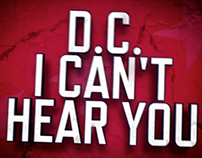 Washington Wizards: D.C. I Can't Hear You