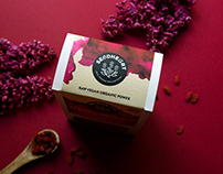 Seedheart Superfood Packaging