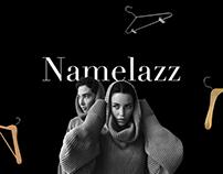 Namelazz — интернет-магазин женской одежды