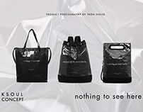 Product photography by Tròn House Brand : KSOUL