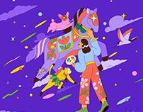 Illustration Collection_2021 #1