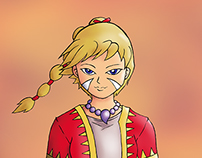 Women in Games: #4 Kid (Chrono Cross)
